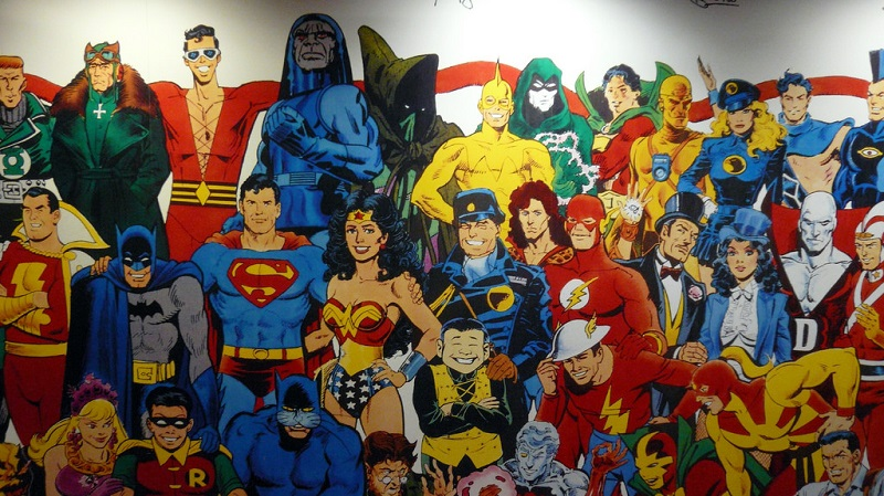 DC Superheroes Exhibition Heading to London