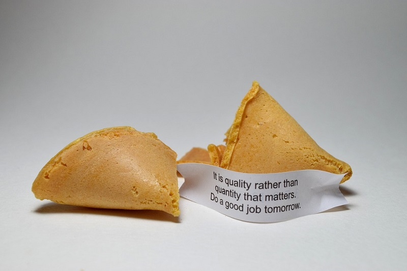 America's Top Fortune Cookie Writer Steps Down From Positon