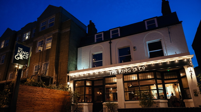 King &Co Announced the it Will be Hosting Division 194 for 2 Months