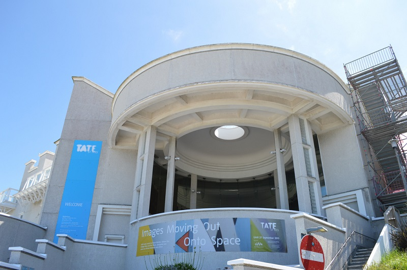 The Tate in St Ives Has Reopened on the 31st of March