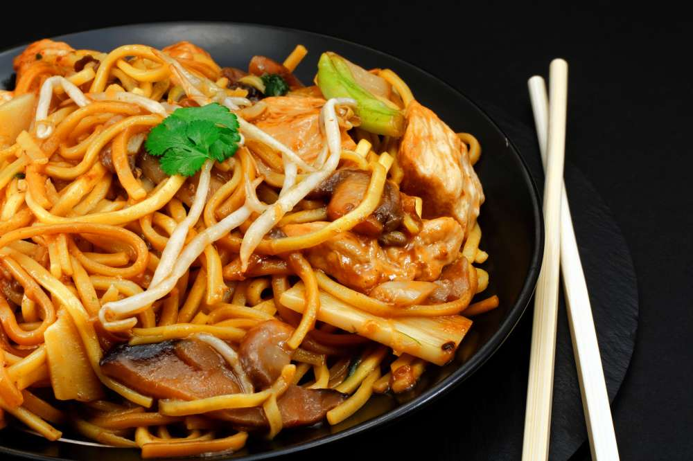 Chinese Food Starting to Outrank Other Cuisines