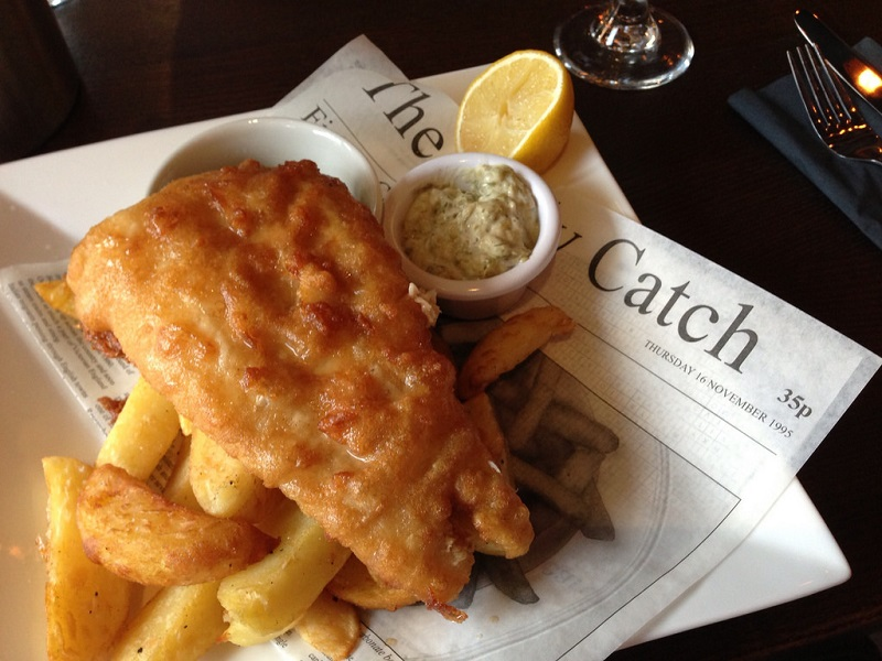 2018 National Fish & Chip Awards Began Their 30th Anniversary