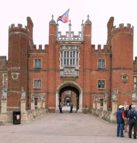 The Historic Royal Palaces Summer Events.