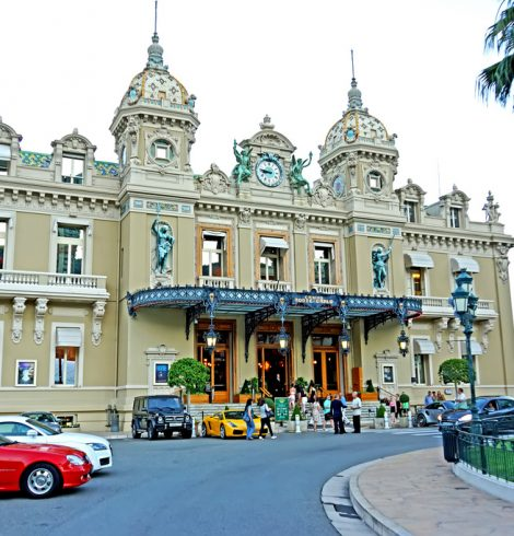 The Monte-Carlo Bay Hotel work on sustainable development.