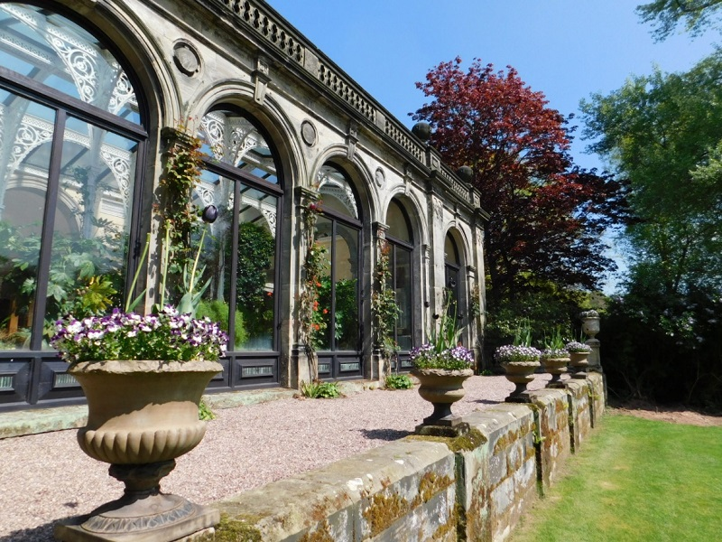 Sandon Hall Open to the Public For the Second Annunal Spring Fair