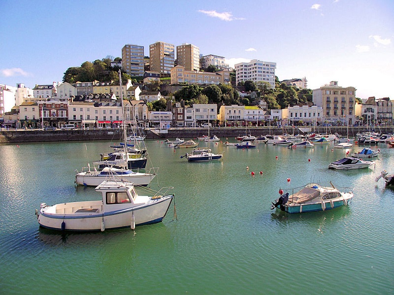 Number of Seaside Towns in the UK Benefiting From 'Blyton Effect'