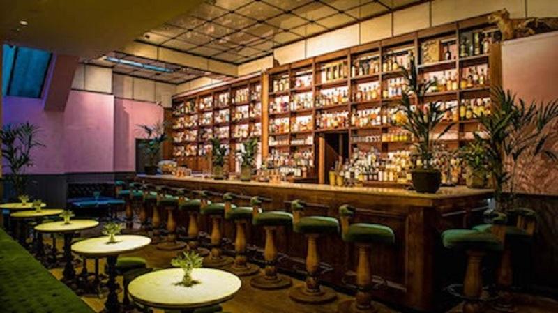 Fleet Street Announced As Home For a Hidden Bar