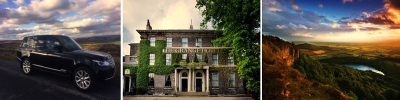 The Grange Hotel Have Entered Into a Partnership With the Yorkshire Chauffeur Company