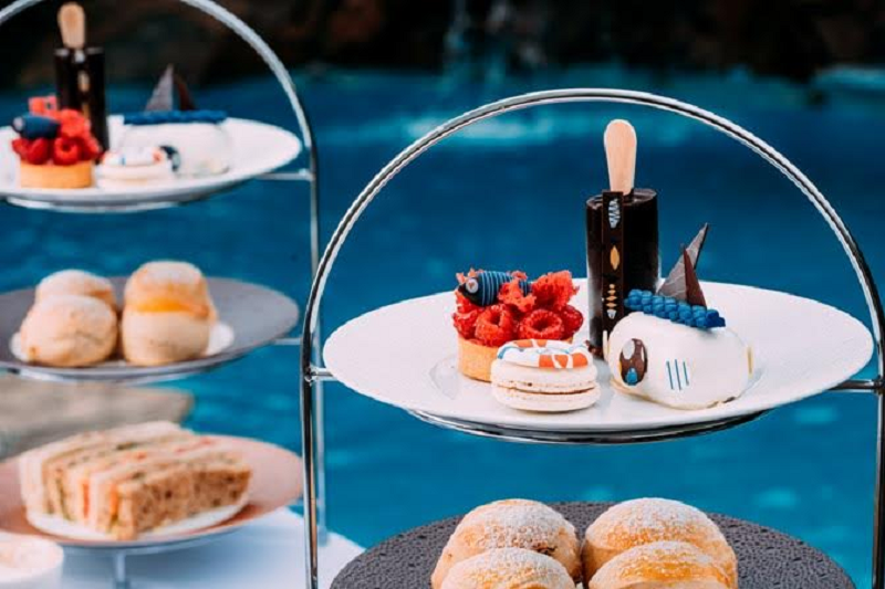Somewhere Beyond the Sea... All Aboard the Bohemia Afternoon Tea Cruise