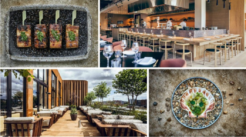 D&D London opens a new Japanese rooftop restaurant and bar in Leeds