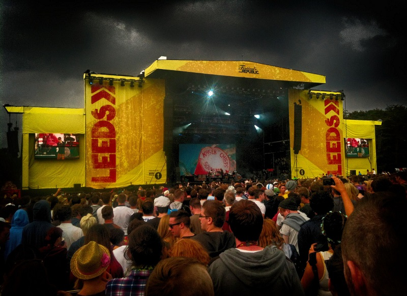 More Names Released for the Reading & Leeds Festival 2017