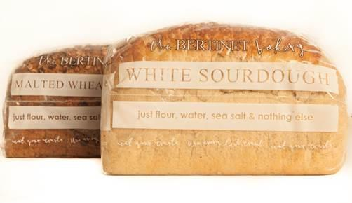 Bertinet Bakery Launch new Sourdough Loaf