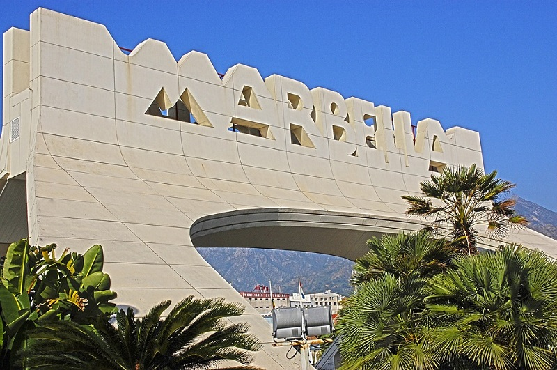 Heading to Spain, Check Out a New Location in the Fashionable Resort of Marbella