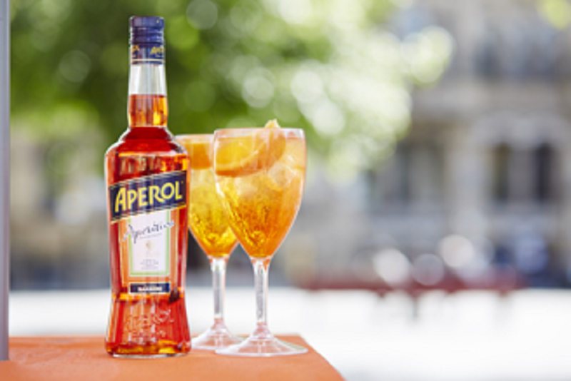 Carluccio's Spinningfields Will be Holding An Aperol Spritz Pop-up
