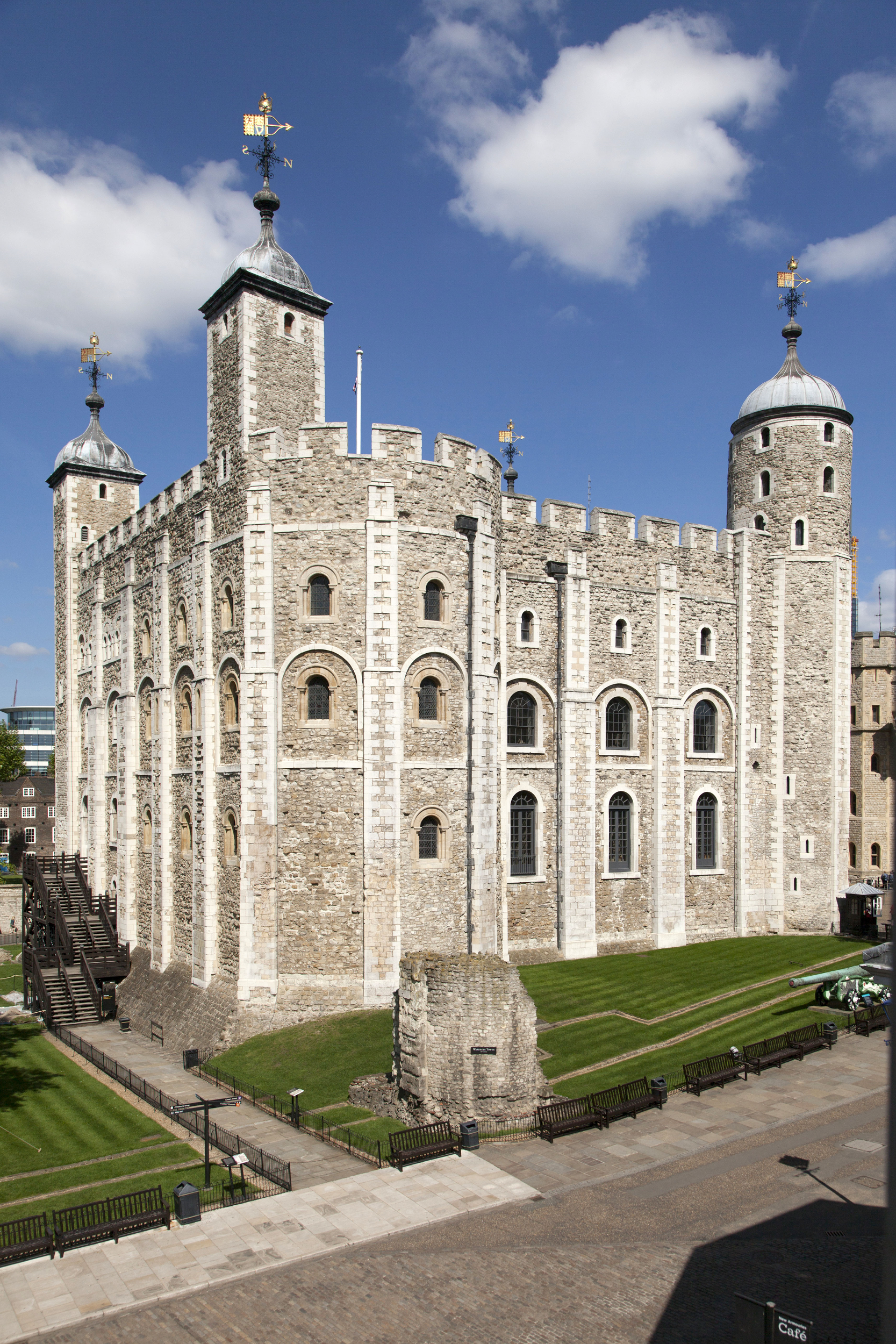 Historic Royal Palaces Launch new Tower Pursuits Team Building with Wildgoose