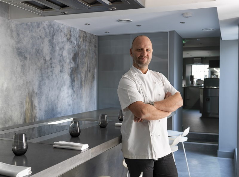 Unique 8-seat Restaurant Aulis London to Open