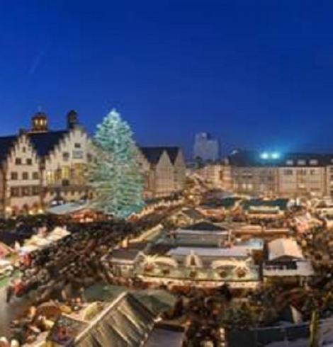 Jumeirah Frankfurt Prepare for Christmas