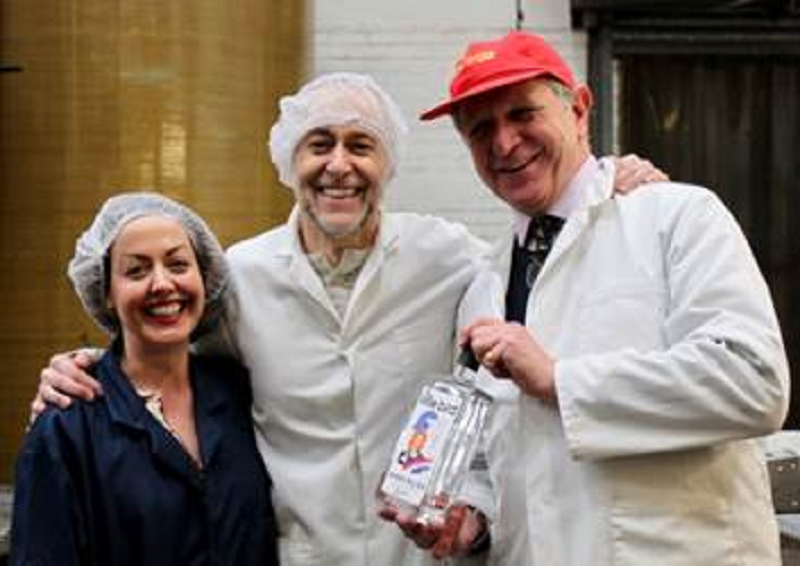 Michel Roux Jr Visiting the Well-Known Maltby Street Market
