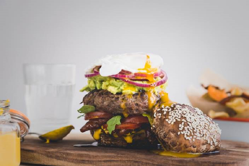 Mindful Chef has Created The Mindful Burger to Celebrate National Burger Day