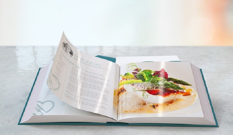 Charitable Bookings Releases Fundraising Recipe Book