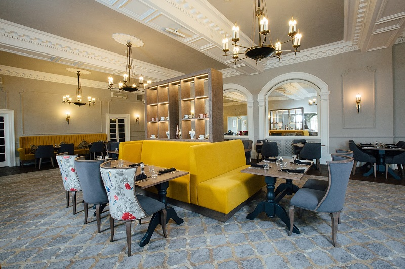The Hydro Hotel Opens 1881 Restaurant and Bar