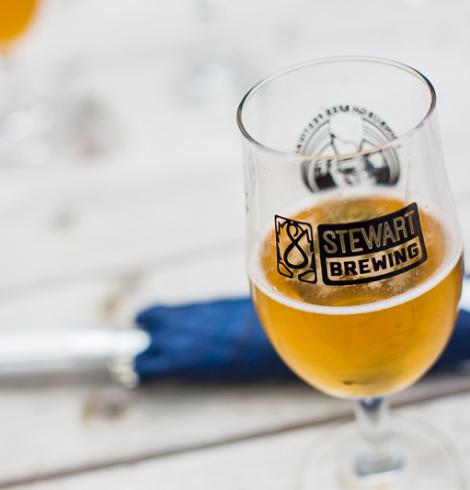 Stewart Brewing Launch Special Edition Beers for Edinburgh Oktobeerfest