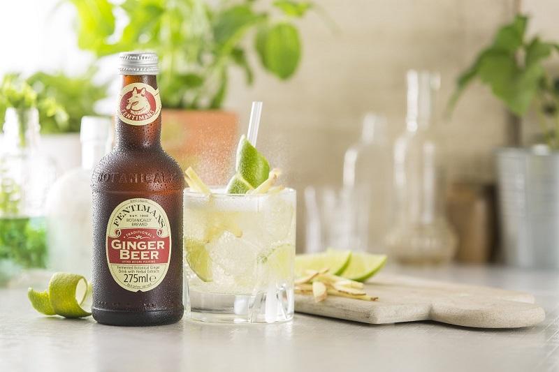 Fentimans Ginger Beer Campaign Underway