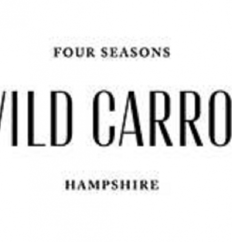 The Four Season Hotel Hampshire Opens Wild Carrot in September