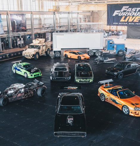 Fast & Furious Live Global Tour Announced