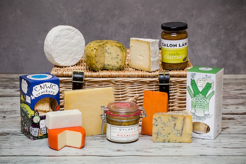 Welsh Cheese Company Launch Hampers and Subscriptions Perfect for Christmas