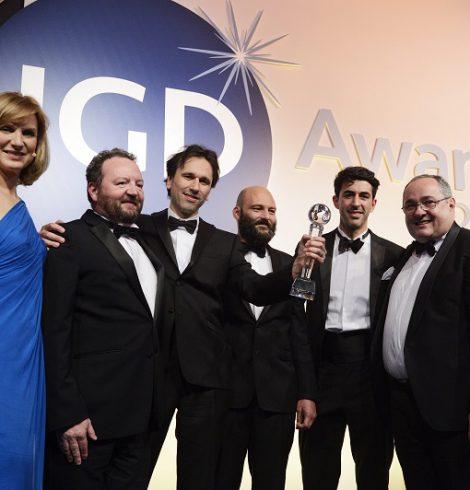 Spoon Guru Collects IGD Digital Engagement Award