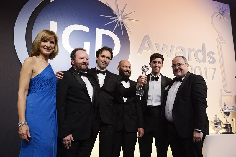 Spoon Guru Collects IGD Digital Engagement Award