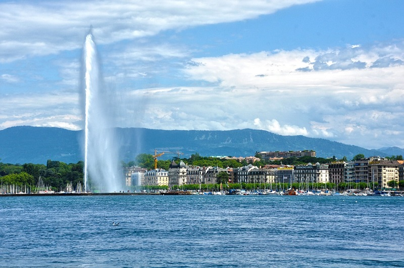 Geneva Named as Europe's Leading City Break Destination 2017