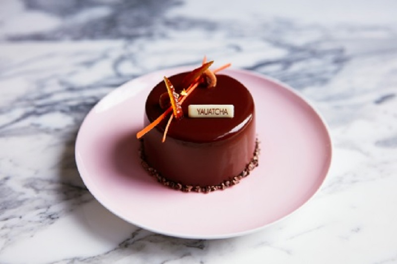 Yauatcha Launch New Autumn Patisserie Collection