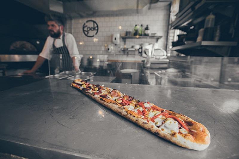 Sodo Creates Pizza Celebrating Walthamstow Diversity