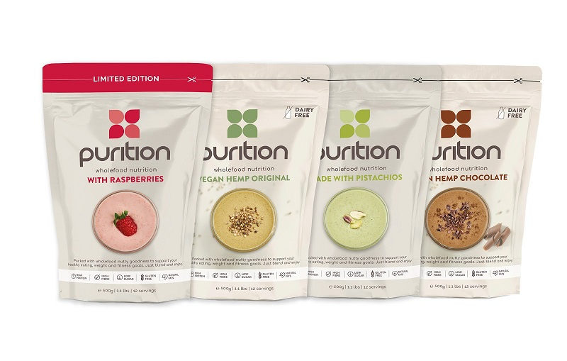 Purition Offers new Healthy Breakfast Option