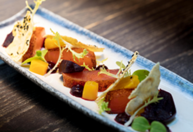 STK London Launch new Autumn/Winter Menu