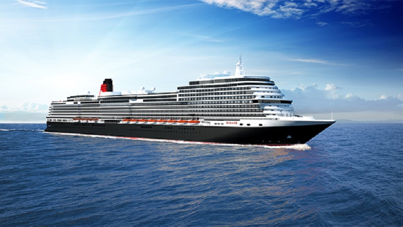 Cunard will add fourth ship to its fleet