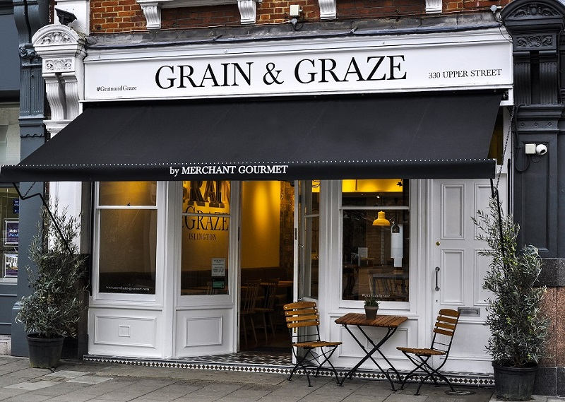 Merchant Gourmet Hold Cooking Masterclass at Grains & Graze