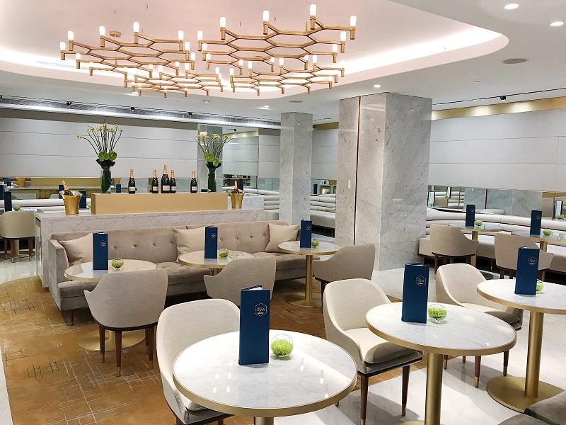 The Hyde Lobby Bar Launching at Royal Lancaster London Hotel