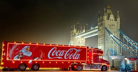 LateRooms.co.uk and Coca Cola Team up for Festive Competition