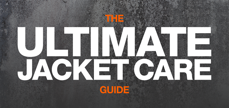 The Ultimate Jacket Care Guide