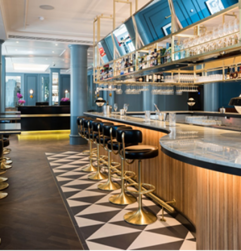 The Trafalgar Dining Rooms Launch Express Lunch Menu