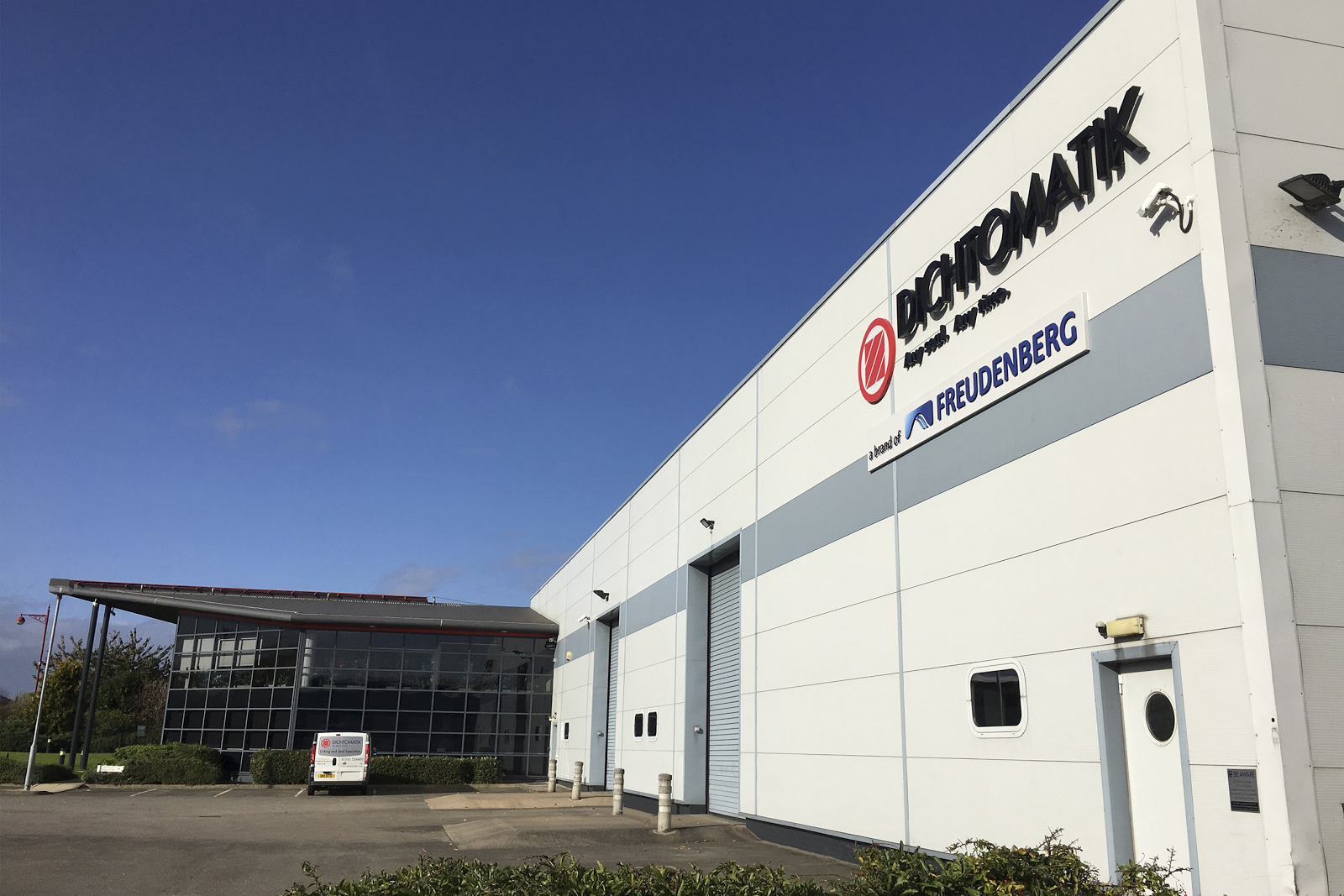 Dichomatik UK Named as Exclusive Food and Drink Sector Sealant Provider for Freudenberg