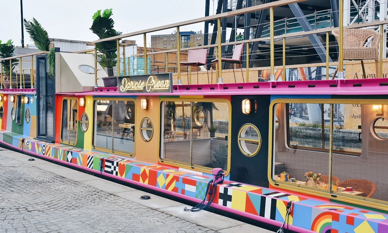 Daisy Green Collection Opens two new Paddington Barges