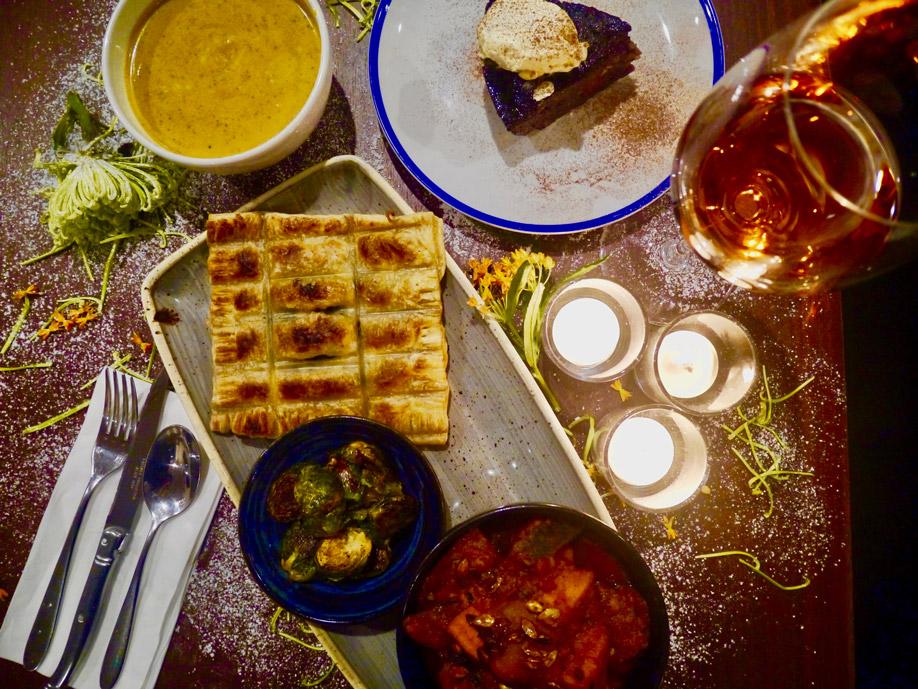 Hammer & Tong Announce Vegetarian Festive Menu