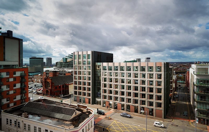Maven Capital Partners Announce Latest Manchester Hotel Development