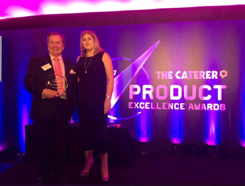 FriPura Wins at The Caterer Product Excellence Awards