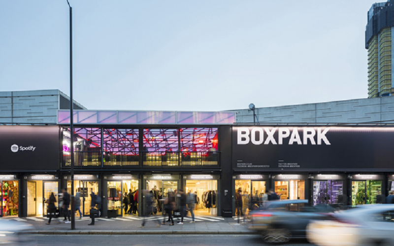 Boxpark Shoreditch Offer Exclusive Christmas Shopping Events