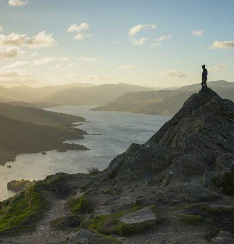 VisitScotland Relects of Rough Guides Reader Awards Double Win